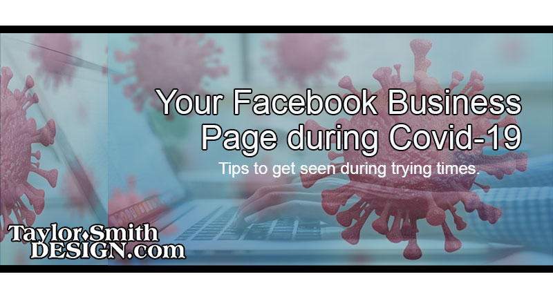 Your Facebook Business Page during Covid-19