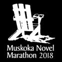 Muskoka Novel Marathon 2018 Logo